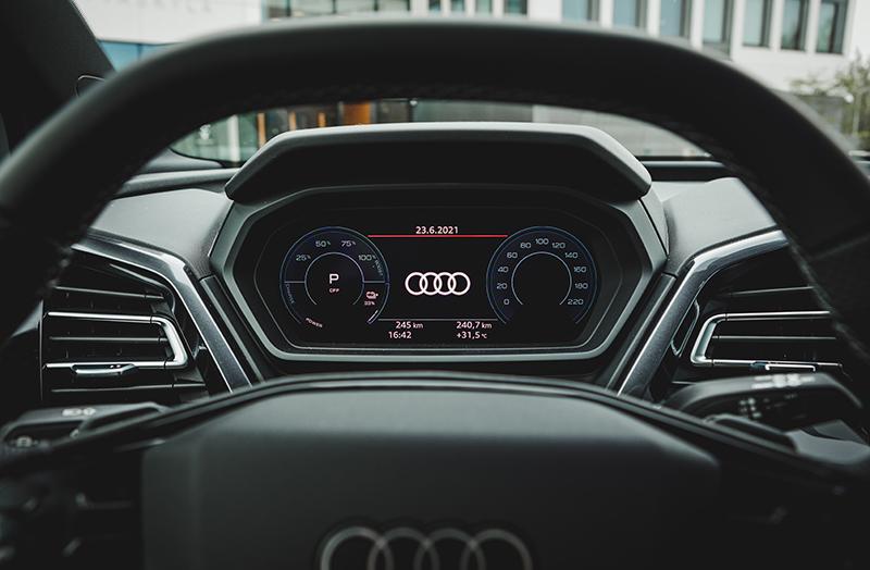 Audi Q4 ulkoa