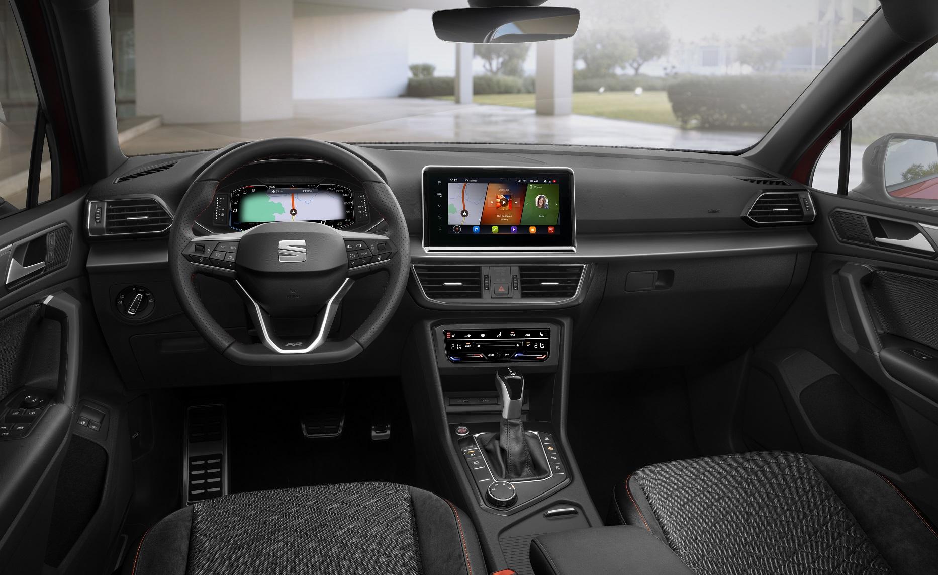 SEAT Tarraco e-HYBRID JKL Autotarvikkeella