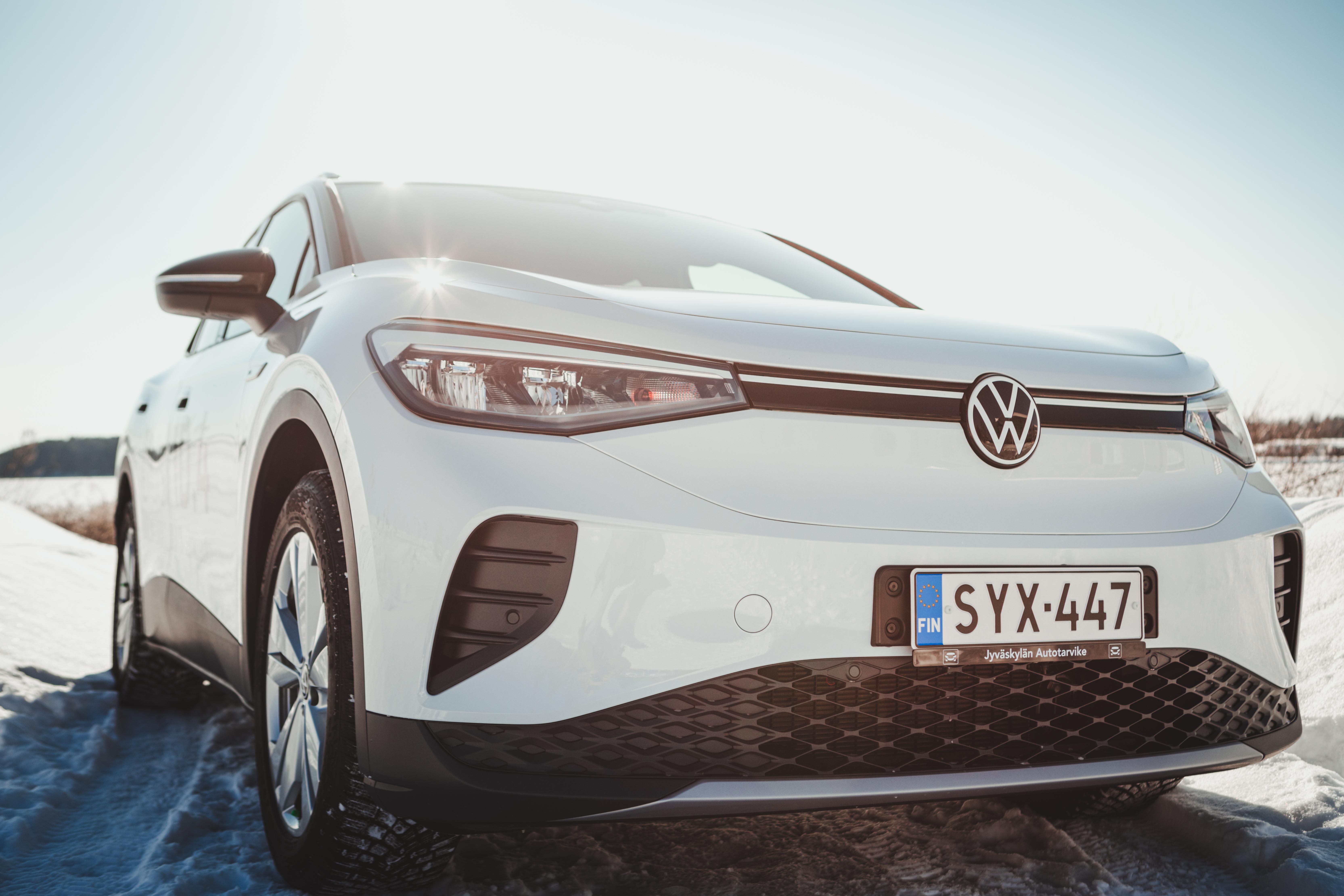Volkswagen ID4 jkl auto
