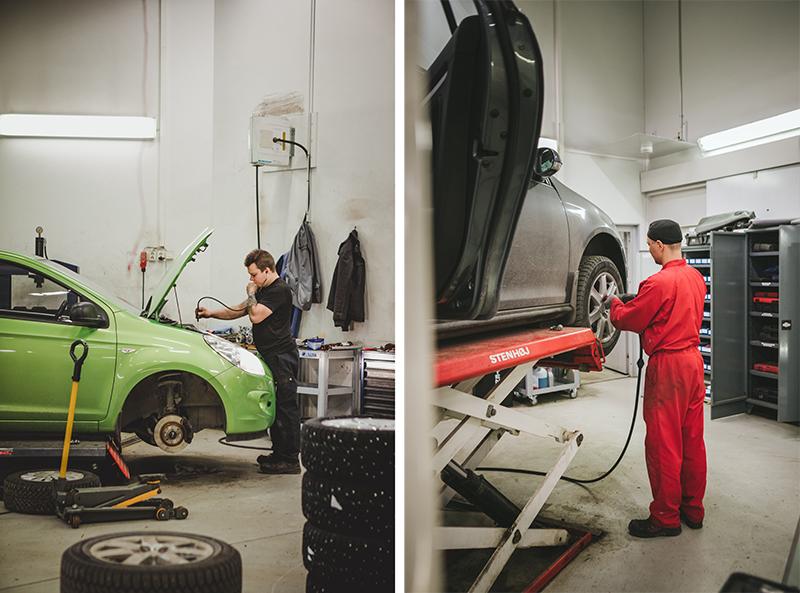 mekaanikon työpaikka jyväskylän autotarvike
